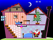 Click to Play Santa's Oddysey