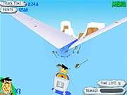 Click to Play Bedrock Bobsleddin' Blowout