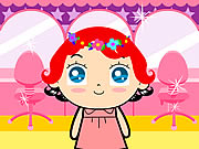 Click to Play Little Girl Makeover