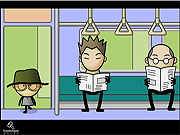 Click to Play Mr. Boomba Episode 5 - Subway