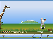 Click to Play Yeti Sports
