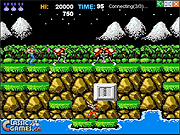 Click to Play Contra World Challenge