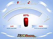Click to Play Love Tester
