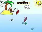 Click to Play Island Fishing