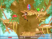 Click to Play La Foret Aux Mille Dangers