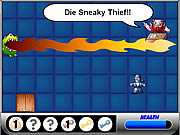 Click to Play Sneaky Thief Adventure