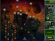 Click to Play Star Defender 4