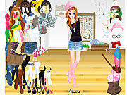 Click to Play Getting Ready for Xmas Dressup