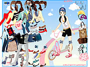 Click to Play Scooter Dressup