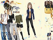 Click to Play Work Style Dressup