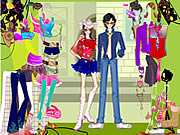 Click to Play Rockstars Dress Up