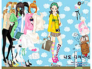 Click to Play Cute Style Dressup