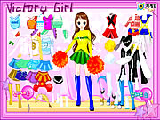 Click to Play Victory Girl Dressup