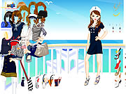 Click to Play Sailor Girl Dressup 2