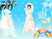 Click to Play Eloise Wedding Dressup