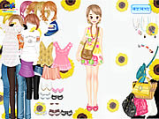 Click to Play Teen Spring Fashion