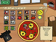 Click to Play Pappaz Pizza