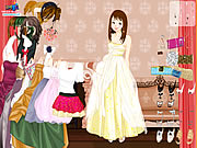 Click to Play Elegant Fashion Dress Up