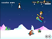 Click to Play Snowboard Safari