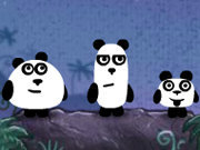 Click to Play 3 Pandas 2