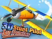 Click to Play 3D Stunt Pilot - San Francisco