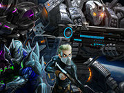 Click to Play Alien Attack Team 2