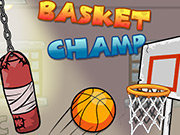 Click to Play Basket Champ