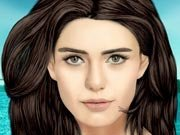 Click to Play Beren Saat Make Up