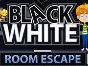 Click to Play Black White Room Escape Game