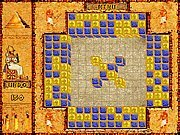 Click to Play Brickshooter Egypt