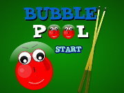 Click to Play Bubble Pool