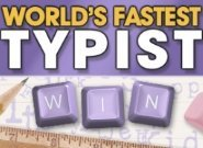 Click to Play Cadbury: World's Fastest Typist