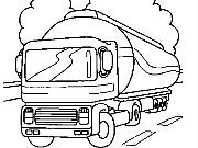 Click to Play Coloring Trucks -1