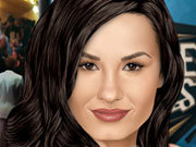 Click to Play Demi Lovato True Make-up