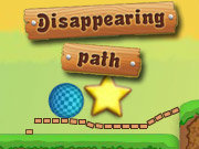 Click to Play Disappearing Path