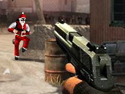 Click to Play Effin Santa