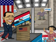Click to Play Election Ejection 2012