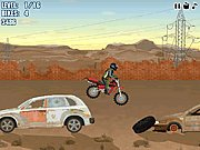 Click to Play Enduro 3: The Junkyard