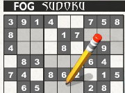 Click to Play Fog Sudoku