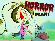 Click to Play Horror Plant