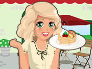Click to Play Mia Cooking Fruit Pancake