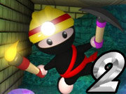 Click to Play Ninja Miner 2
