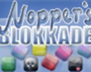Click to Play Noppers Blokkade