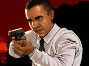 Click to Play Obama vs Zombies