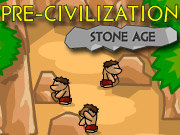 Click to Play Pre-Civilization: Stone Age