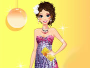 Click to Play Prom Dress Dress Up