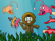 Click to Play Sea Food and Shoot it