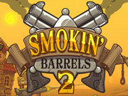 Click to Play Smokin Barrels 2