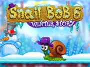 Click to Play Snail Bob 6