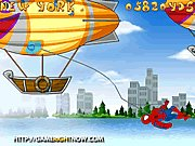 Click to Play Spider Man World Journey